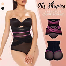 Shaping-Pants Underwear Fork-Compression Cross-Cover Cellulite Beauty Slim Abs Sex-Lenceria