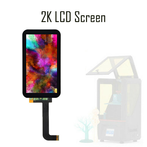 Para photon s 2k lcd luz de cura tela módulo 2560x1440