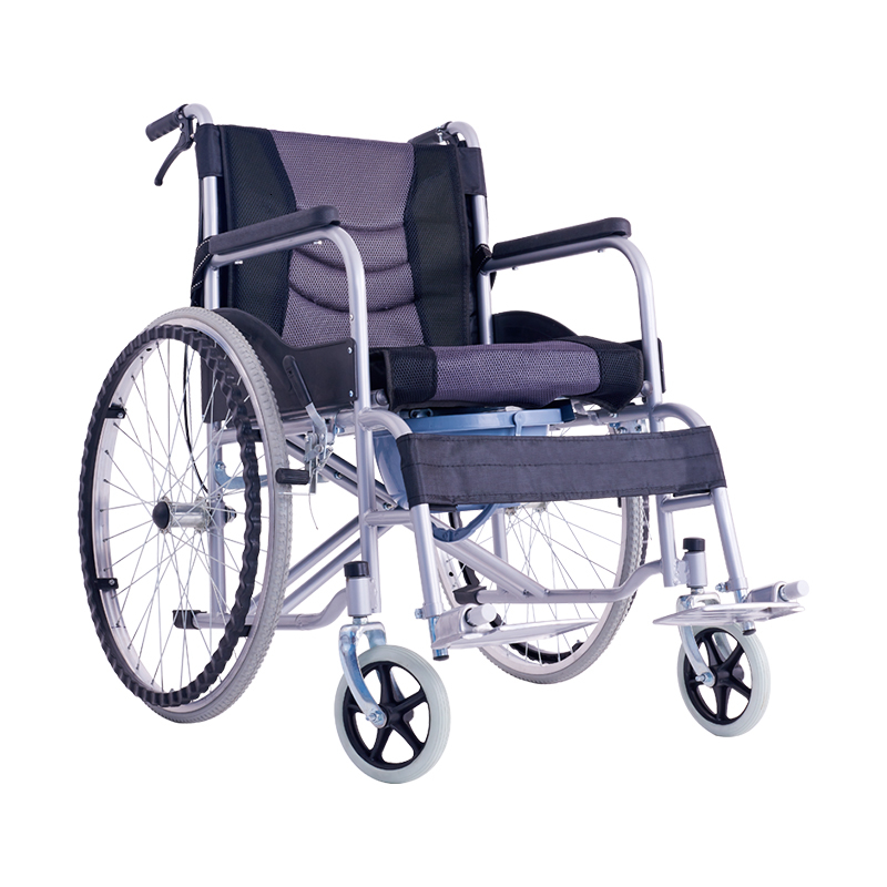 Assist State Wheelchair Fold Light Small Belt Sit Then Aged Portable Exceed Light Travel Walk Instead Vehicle Disabled