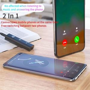 Image 3 - Essager Bluetooth 5.0 מקלט עבור 3.5mm שקע אוזניות אלחוטי מתאם Bluetooth Aux אודיו מוסיקה משדר עבור אוזניות