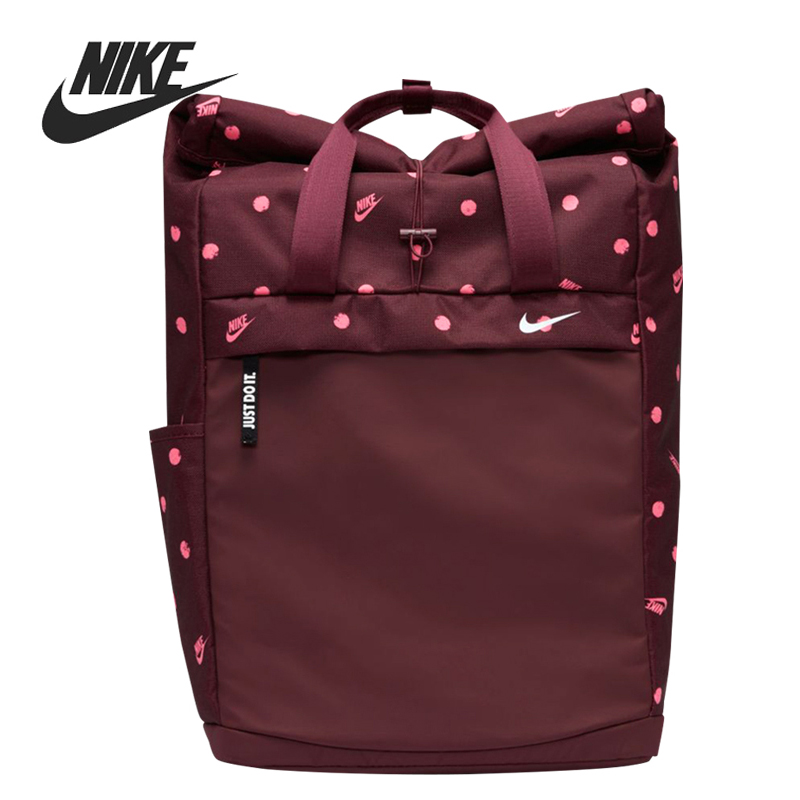 Original New Arrival  NIKE W NK RADIATE BKPK - AOP SP20 Women's  Backpacks Sports Bags