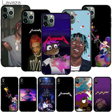 Lavaza Pop Lil Uzi Vert Keras Ponsel Case untuk iPhone XR X XS 11 Pro Max 10 7 8 6 6S 5 5S SE 4S 4 Cover(China)