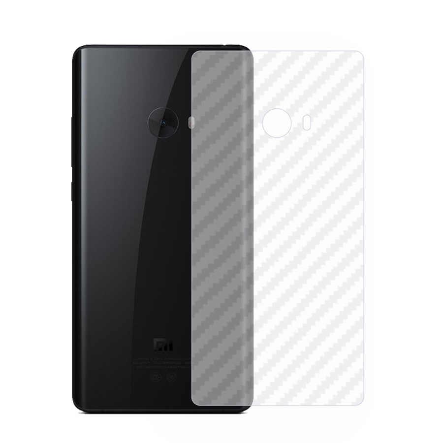 5Pcs 3D คาร์บอน GUARD เส้นใยกลับสำหรับ Xiao Mi Mi หมายเหตุ 10 A3 CC9 Pro 9 Lite สีแดง mi 8A หมายเหตุ 7 K30 8 Pro สติกเกอร์หน้าจอ