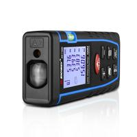 40/60/80/100M Laser Range Finder With LED Screen Infrared Distance Meter Electronic Distance Measuring Room Instrument