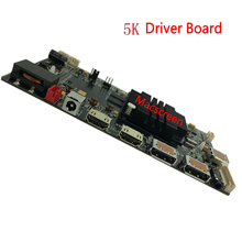 5K universal hd driver board HDR Freesync edp VBO 60hz LCD controller board R9A18 For iMac A1419 LM270QQ1 LM270QQ2 LCD screen(China)
