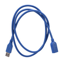 USB 3.0 Male to Female Extension Cable USB3.0 Data Sync Cord Connector for Phone Hard Disk for Laptop PC Printer Car Accessories(China)