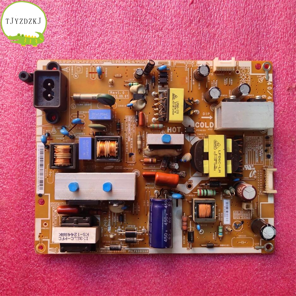 Good Test Working For Samsung Power Supply Board UA40EH5000R UA40EH5300R BN44-00498A BN44-00498B 00498D PD46AV1_CSM Un46eh6000f