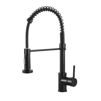 Sprayer Faucet Single Handle Pull Out Sprayer Kitchen Taps Pull Down Kitchen Sink Tap Telescopic Pull-Out Universal Spring Tap