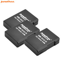 Аккумулятор Powtree 1500mAh EN-EL14 EN EL14 для Nikon P7800, P7700, P7100, P7000, D5500, D5300, D5200, D3200, D3300, D5100 E14