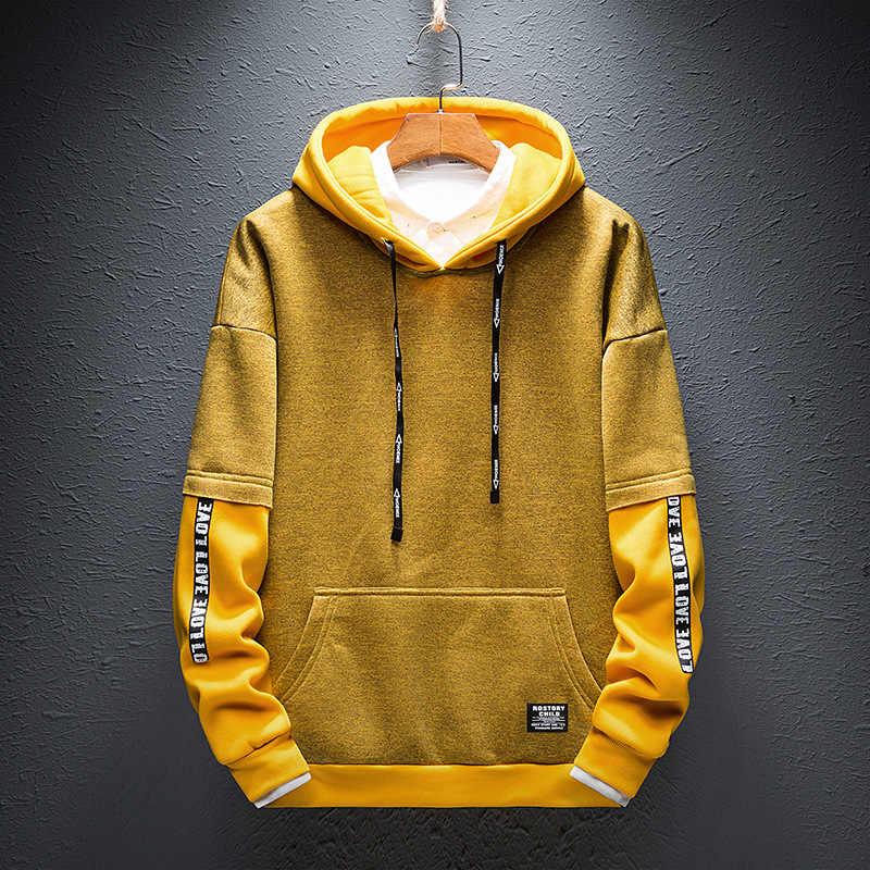 하라주쿠 streetwear 양털 후드 티 스웨터 남성 동물 프린트 캐주얼 후드 웜 힙합 스와그 후드 아웃웨어