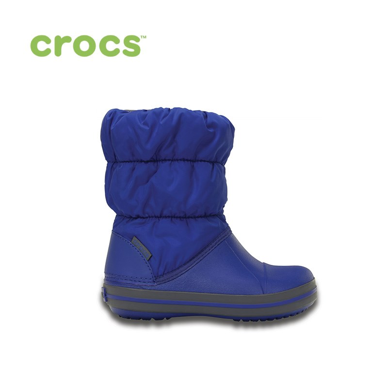 CROCS Winter Puff Boot Kids KIDS or boys/for girls, children, kids TmallFS shoes