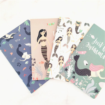 A5 Notebook Agenda 2020 Kawaii Bullet Journal Soft Cover Diary Planner Alpaca Cute Office Stationery Animal Notepad Ruled Paper 1