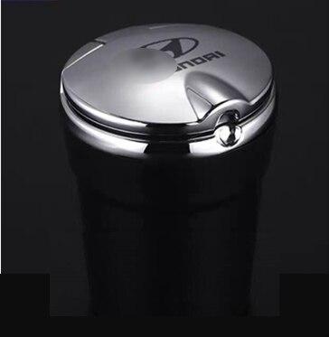 2019 Hot Sell Auto Parts, Car Logo Ashtray.car Ash Tray Ashtray Storage Cup With For Hyundai IX25 IX35 IX45 Sonata Verna Solaris