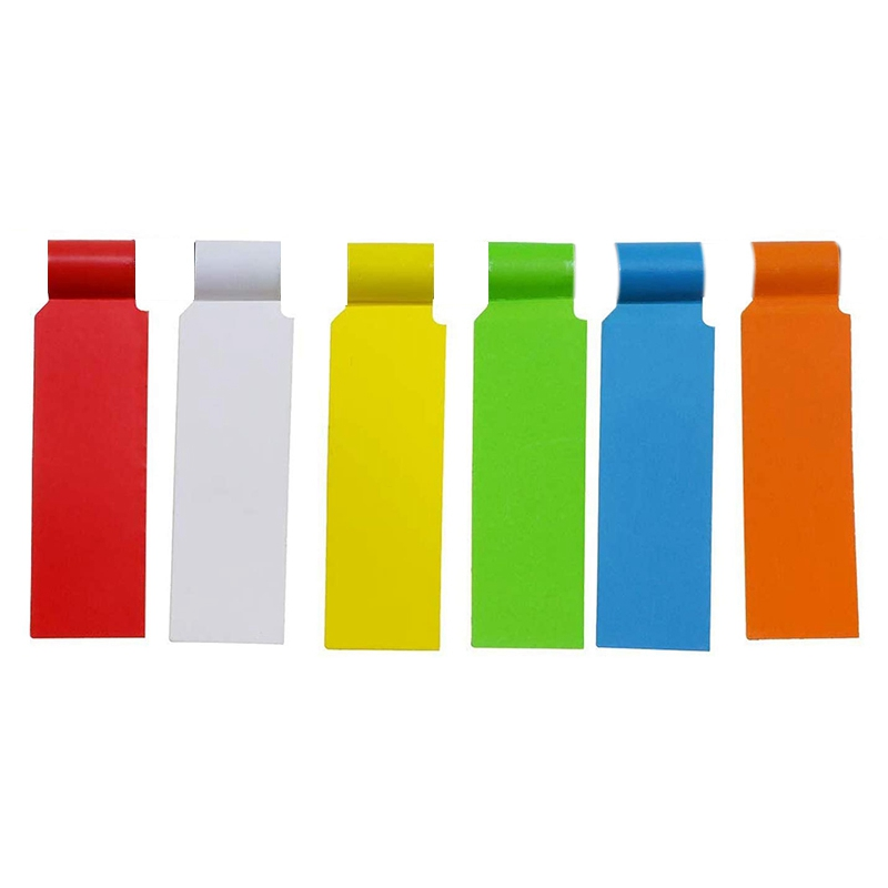 540Pcs/18 Sheets Cable Labels Tags Cable Markers Self Adhesive Cable Labels Waterproof Tear Resistant Wire Labels