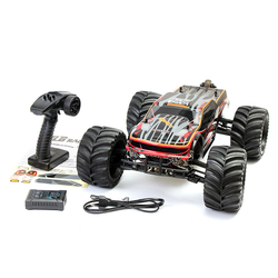 JLB Racing CHEETAH RC Car 1:10 Brushless Motor Remote Control Car 11101 RTR Two version RC Vehicle Crawler Toys for Children