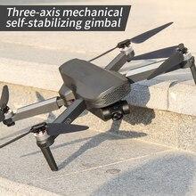 XKJ Kun-طائرة بدون طيار احترافية مع نظام تحديد المواقع العالمي (GPS) ، كوادكوبتر ثلاثي المحاور ، كاميرا عالية الدقة 4k ، 1.2 كجم ، هدية
