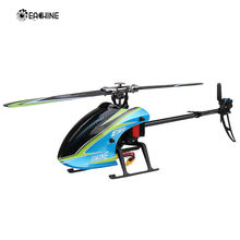 Eachine E160 6CH sin escobillas 3D6G, helicóptero Flybarless RC BNF RTF, Compatible con S-FHSS de futaba para modelos de radio control