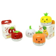 Timer-Reminder Gadget Mechanical-Timer Cooking-Dial Kitchen Cute Frogs 60-Minutes NEW