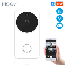 WiFi Smart Video Doorbell Wireless Camera Full HD PIR Motion Detection Night Vis