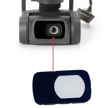 Genuine DJI Mavic Mini Gimbal Camera Lens Glass Repair Parts for Replacement 1