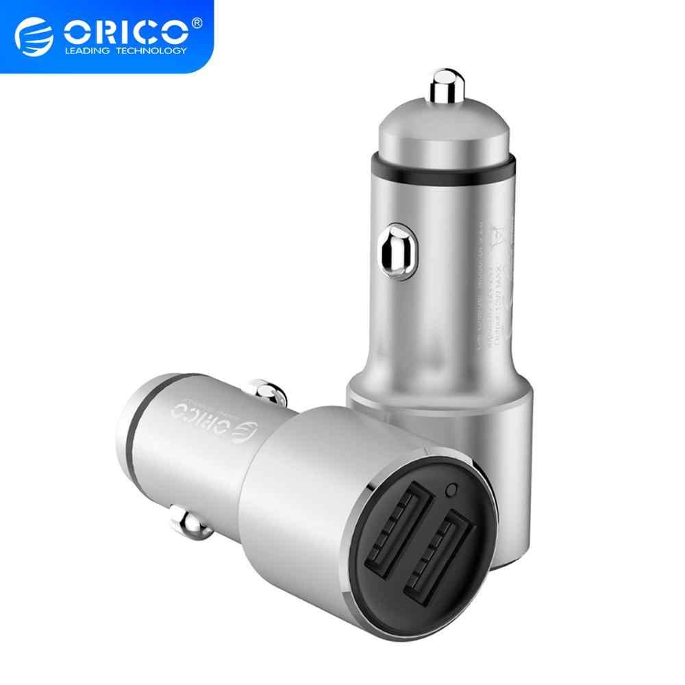 ORICO Быстрая зарядка автомобильное зарядное устройство зарядное устройство для iPhone прикуриватель зарядное устройство