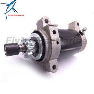 Подвесной мотор 6AH-81800-00 6AH-81800-01, стартовый двигатель для Yamaha 15HP 20HP, 4-тактный лодочный мотор