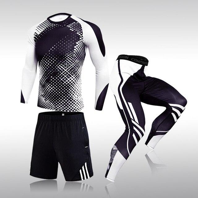 Men's Workout Sports Suit  6
