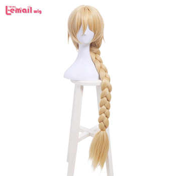 L-email wig New FGO Game Character Cosplay Wigs 10 Color Heat Resistant Synthetic Hair Perucas Men Women Cosplay Wig - DISCOUNT ITEM  40% OFF All Category