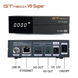 Image 3 - جهاز استقبال قمر صناعي جديد من GTmedia V9 جهاز Freesat V9 تحديث فائق من GTmedia V8 Nova V8 مزود بخاصية الواي فاي المدمجة بدون تطبيق