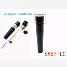 Bwq Reale Trasformatore! Best qualità!!! SM 57 57LC SM57LC SM57 Clear Sound Wired Microfono da Strumento