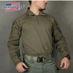 Image 2 - Emersongear Blue Label RangerสีเขียวG3 Combatยุทธวิธีเสื้อและกางเกงอัพเกรดรุ่นบุรุษBDU Slim FitทหารDuty Uniform