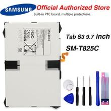Original Samsung EB-T825ABE Battery For Samsung SM-T825C T825C Tab S3 9.7 6000mAh цена 2017