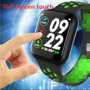 Image 3 - LUOKA F8 Pro smart watches watch IP67 Waterproof 15 days long standby Heart rate Blood pressure Smartwatch Support IOS Android