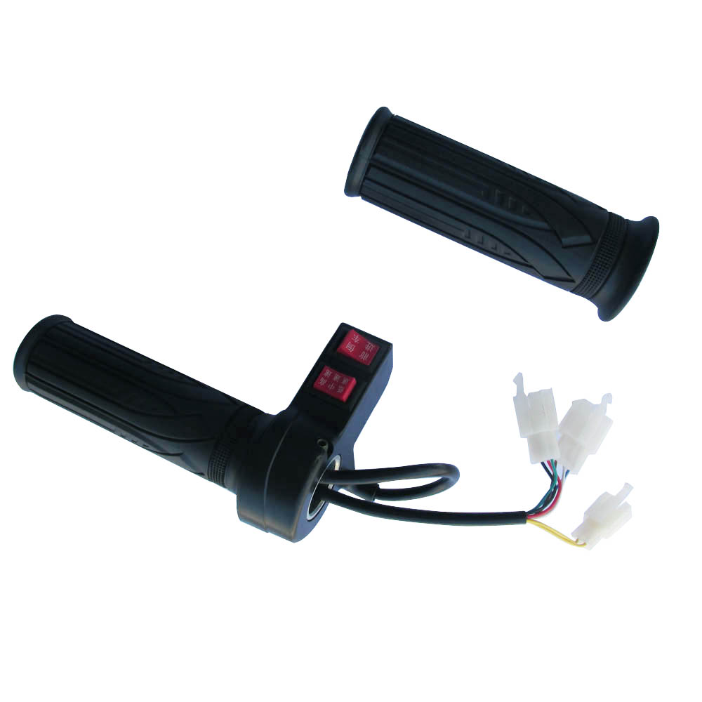 12 96V electric bike twist throttle forward reverse 3 speed control for electric bicycle scooter tricycle in Electric Bicycle Accessories from Sports Entertainment