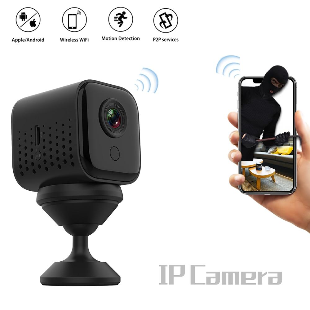 1080P HD Mini Wifi IP Camera Motion Detection Video Cam Night Vision