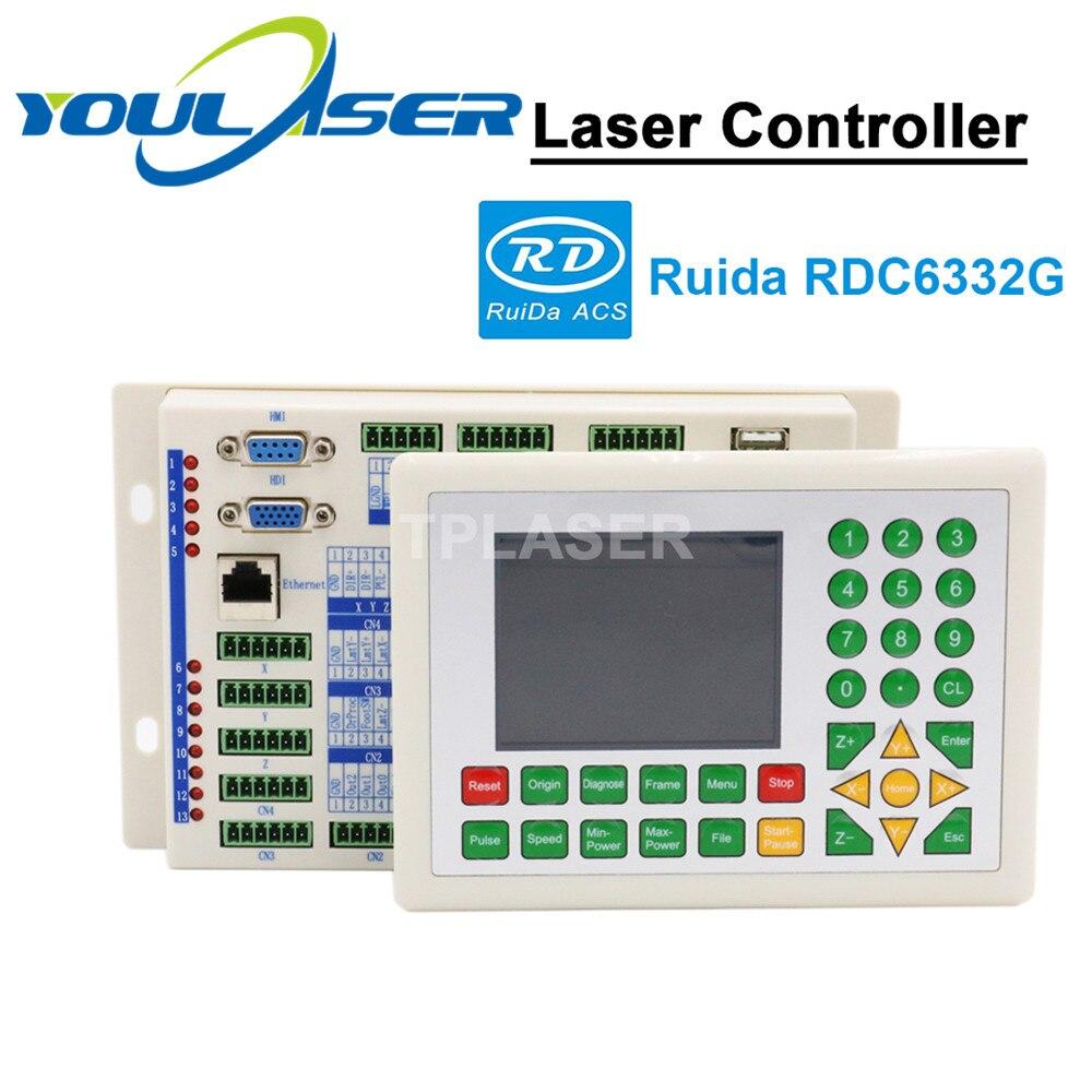 Ruida RD6332G Co2 Laser DSP Controller für Laser Gravur und Schneiden Maschine 3 Achsen steuerung