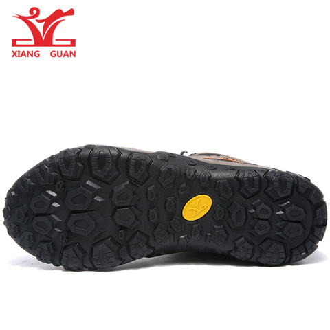 XIANGGUAN Hiking Shoes Men Outdoor Sneakers Shoes Unisex Boots Fishing Shoes New Popular Outdoor Shoes Men High Top Winter Boots Lahore