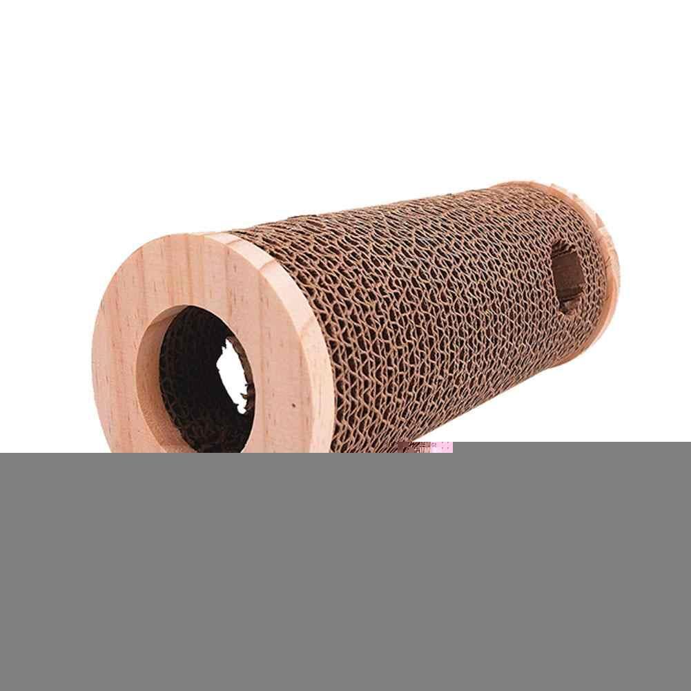 햄스터 터널 장난감 골판지 종이 햄스터 둥지 작은 애완 동물 터널 장난감 은신처 완구 케이지 햄스터 마우스 액세서리