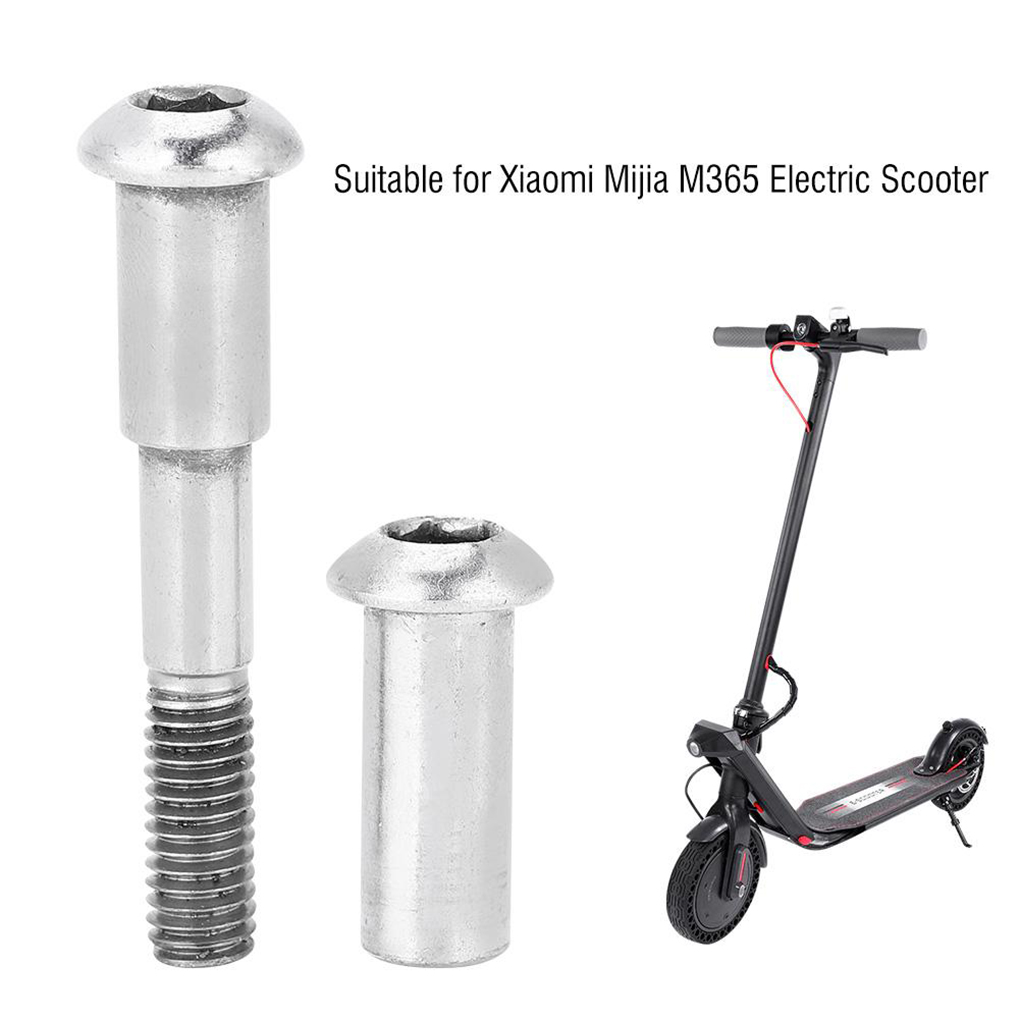 Replacement For Xiaomi Mijia M365 Electric Scooter Steel Fixed Bolt Screw Electric Skateboard Parts
