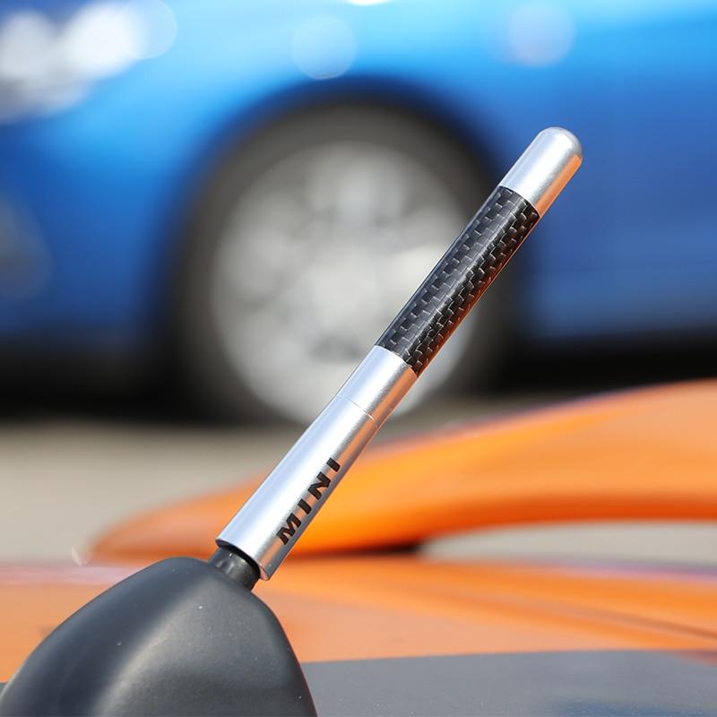 Car Antenna Radio Exterior Decoration Modification Accessories For BMW MINI Cooper S F55 F56 F57 R55 R56 R57 R60 Car Styling