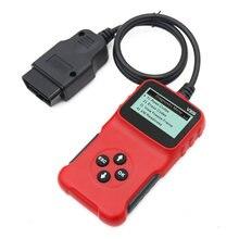 Универсальный диагностический инструмент obdii сканер считыватель