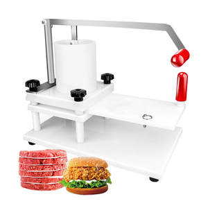 Forming-Machine Hamburger Patty-Maker Molding Kitchen Manual Toolhousehold 5inch