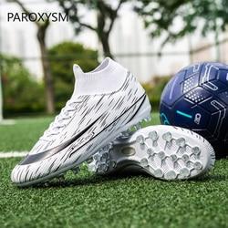 PAROXYSM nowych mężczyzn i kobiet korki korki wysoka kostka dzieci szyna buty sportowe do ćwiczeń korki