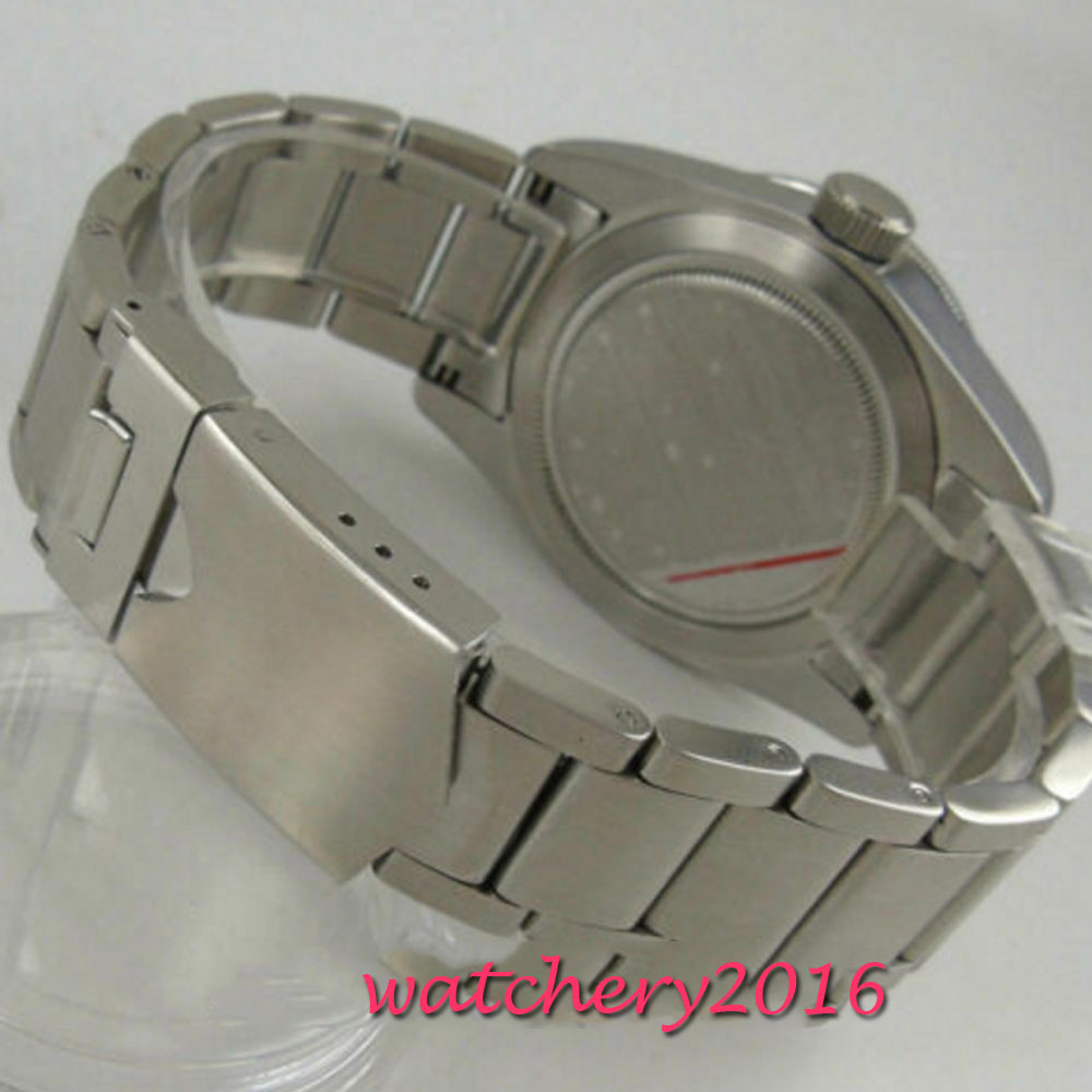 Bracelet corgeut solide en acier inoxydable 316L de 22mm pour montre corgeut de 41mm