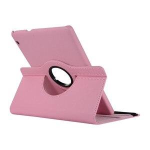 Защитный чехол для планшета из ПУ кожи, поворот на 360 градусов, откидная Подставка для Huawei MediaPad T5 10 PR, распродажа
