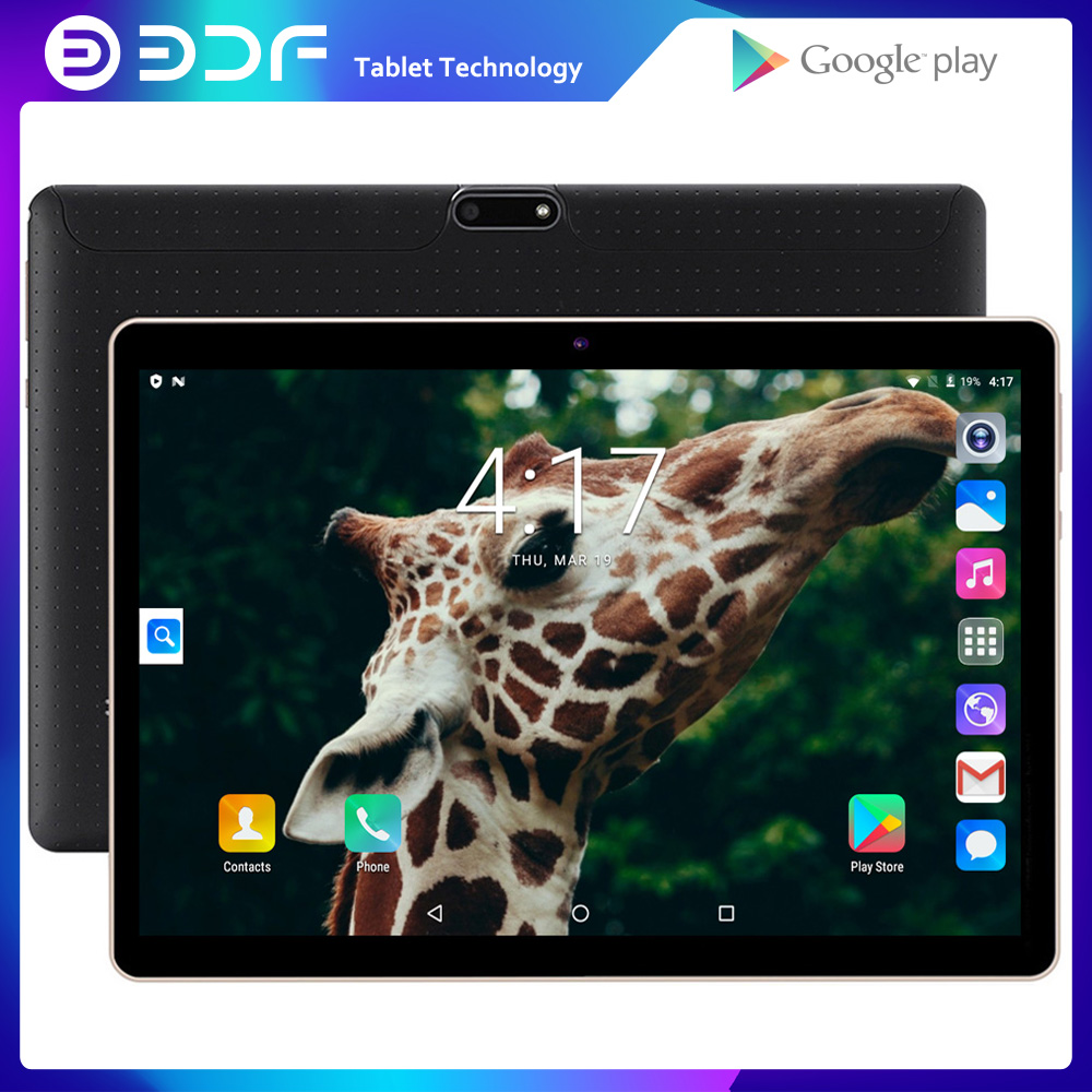 New 10 inch Original Design 3G Phone Call Android 7.0 Android <font><b>Tablet</b></font> pc WiFi Bluetooth GPS IPS <font><b>Tablets</b></font> <font><b>10.1</b></font> image