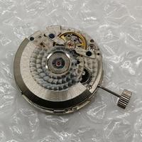 Watch Clock Movement 2505 Automatic Power Reserve Date Movement Repair Kit Men's Watch Clock Accessories