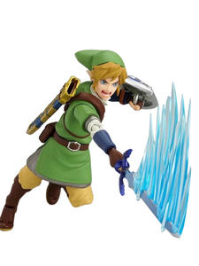 PVC Toy Doll Attack-Link Action-Figure Figma Christmas-Gift Anime Model for Children