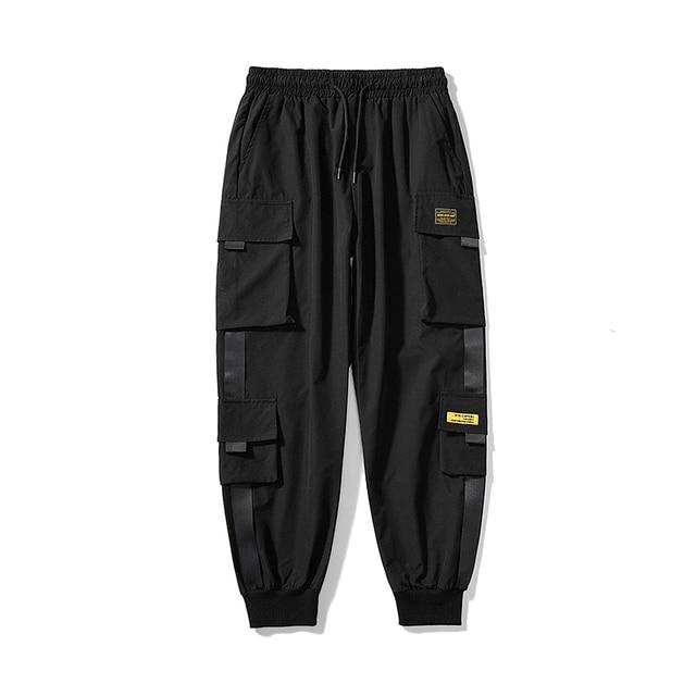Korean Style Elastic Waist Sweatpants Jogger Pants 3