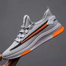 Men Sneakers 2020 New Men Shoes Lace Up